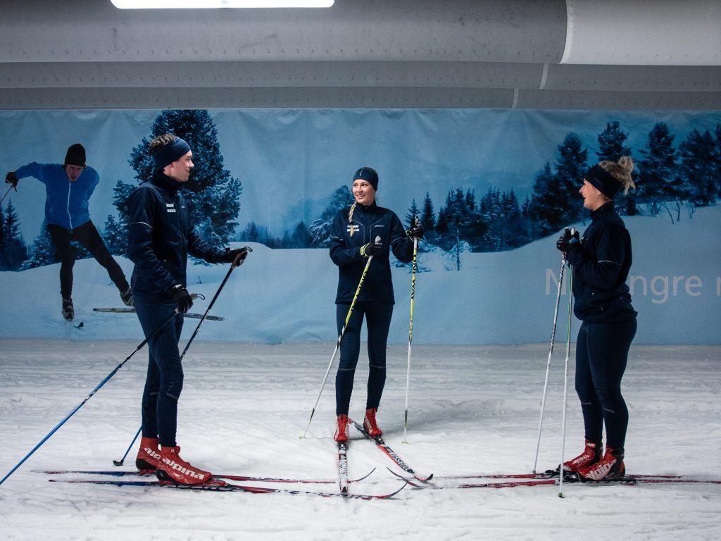 Om oss - Skidhall för längdskidåkning i Göteborg.
