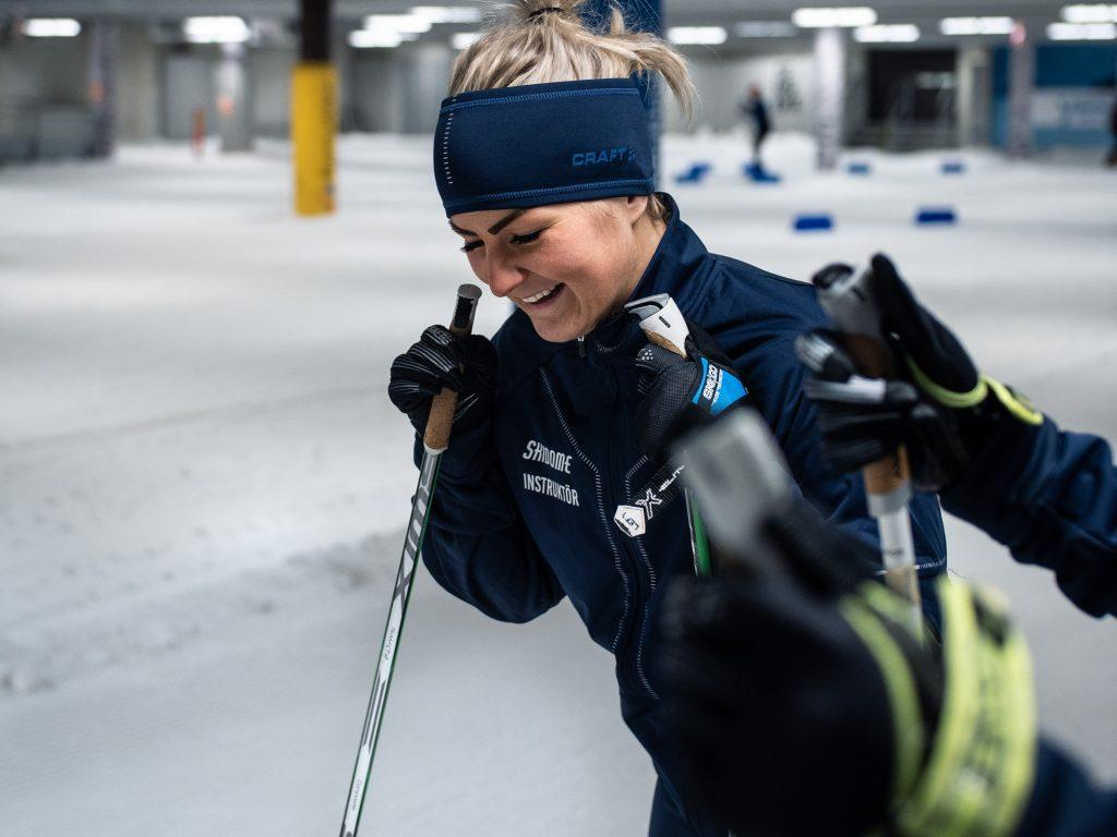 Erbjudanden - Skidhall för längdskidåkning i Göteborg.